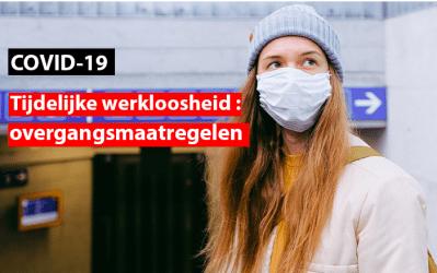 Tijdelijke werkloosheid na de corona-epidemie: overgangsmaatregelen van 01.09.2020 tot en met 31.12.2020