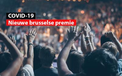 Brussel : nieuwe premie voor de evenementen-, uitgaans-, toeristische en culturele sector