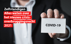 crisis overbruggingsrecht 2021