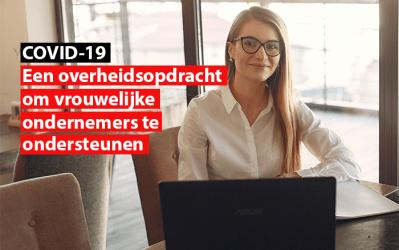 Covid-19 : een overheidsopdracht om vrouwelijke ondernemers te ondersteunen