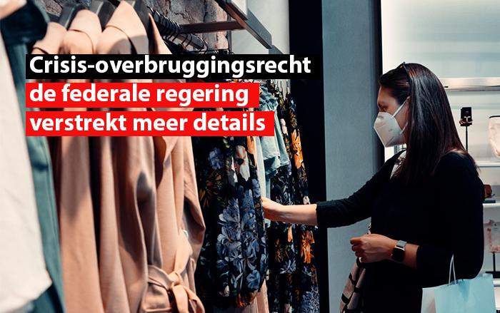 crisis overbruggingsrecht belgie