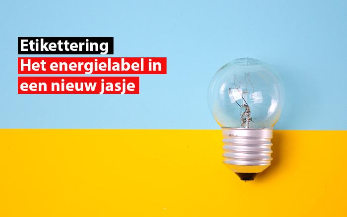 etikettering energielabel sdz federatie