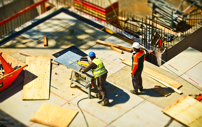 bouwsector organisatie van de arbeidstijd sdz federatie