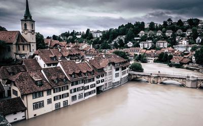 Overstromingen : noodmaatregel RSZ voor werkgevers in watersnood